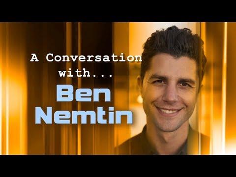 A Conversation with Ben Nemtin