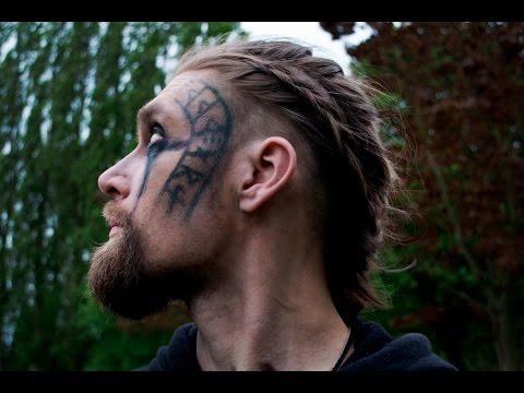 Viking makeup tutorial (inspired by Floki)