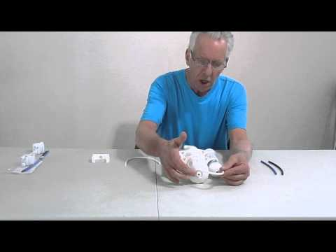 How to assemble the Reverse Osmosis Shuttle