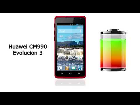 Cómo hacer Hard Reset (formatear, desbloquear) Huawei CM990 Evolucion 3