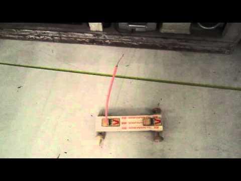 Physics- Mouse trap car