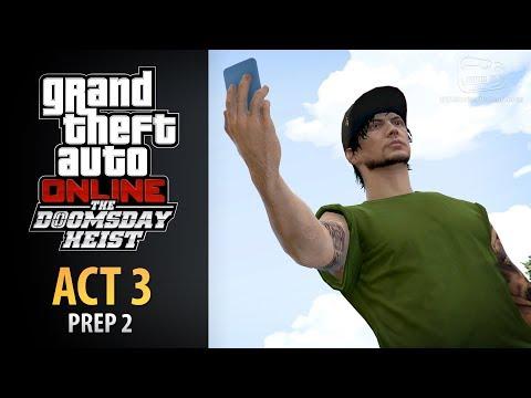 GTA Online: Doomsday Heist Act #3 - Prep: Recon (Elite & Mastermind II)