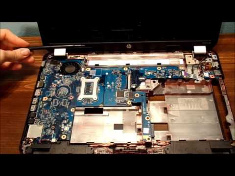 HOW TO FIX YOUR VIDEO CABLE ON YOUR HP LAPTOP PAVILION G6