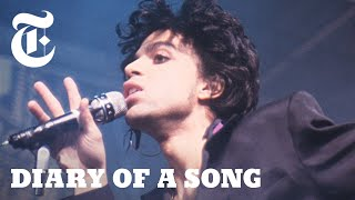 How Prince Wrote 'Sign o' the Times'   Diary of a Song