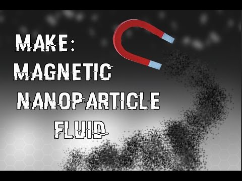 How to make magnetic nanoparticles at home