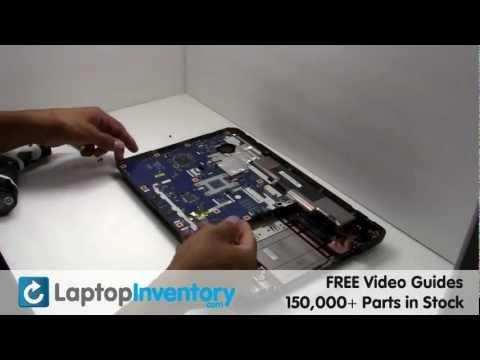 Acer Aspire Fan Replacement 5532 | Laptop Notebook CPU Cooling Fan and Heatsink Fix Repair Install