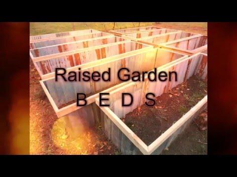 HelpfulHen Corrugated Metal Raised Garden Bed