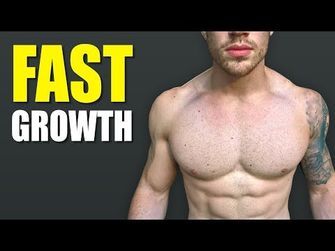 Chest Workout for Mass (3 KEYS FOR GROWTH!)