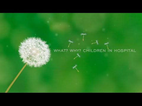 What? Why? Children in Hospital Charity Trailer