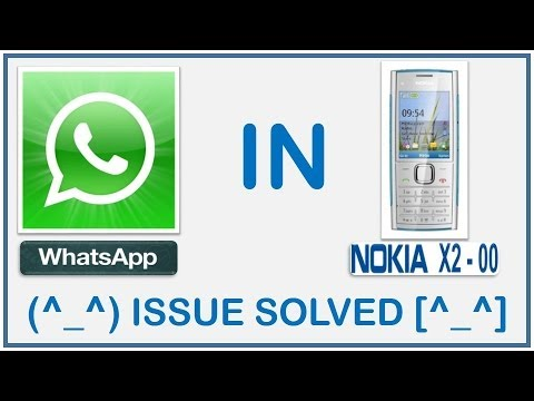 Whatsapp Not Working In Nokia X2 (Nokia Series 40) (Issue Solved)