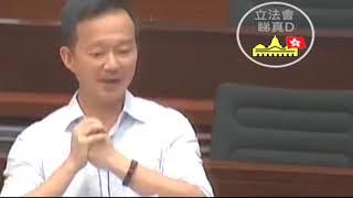 陳志全:【唔通香港無曬自由叫好咩!?】