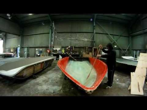 Lewis Ski Boats (behind the scenes)
