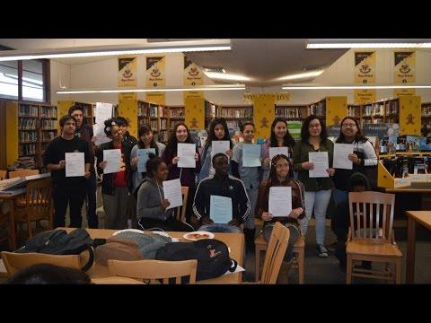 Dominguez HS - College Acceptance Letters