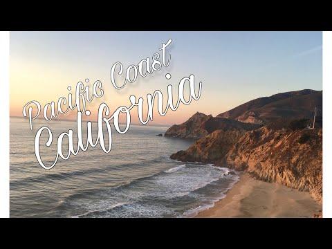 Along the Pacific Coast, California