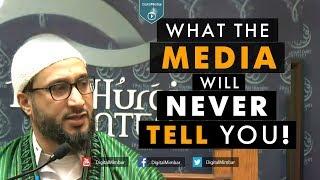 What the Media will NEVER tell YOU! - Moutasem Al Hameedy