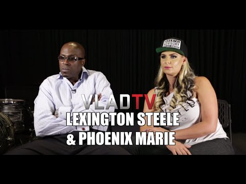 Lex steele phoenix marie dating