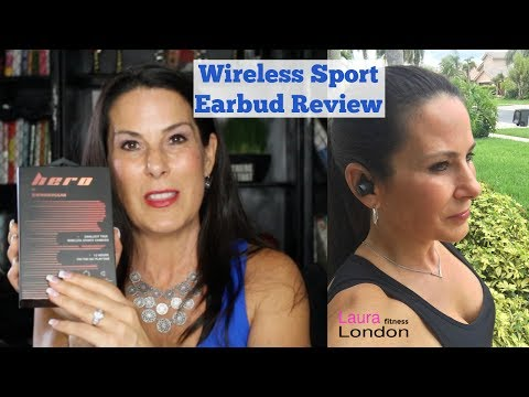 Smallest Wireless Sport Earbud Review & Demo