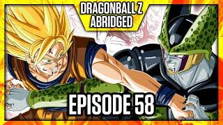 DragonBall Z Abridged: Episode 58 - #CellGames   TeamFourStar (TFS)