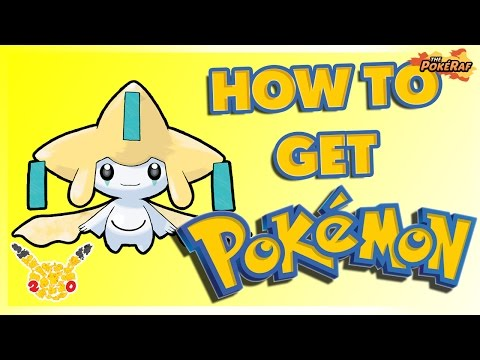Pokémon Omega Ruby and Alpha Sapphire | How To Get 20th Anniversary Jirachi! #Pokemon20