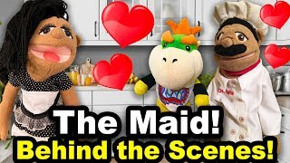 SML Movie: The Maid BTS (NEW VOICE ACTOR - Rebecca!)