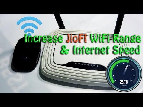 [Hindi] How to Extend JioFI WiFi Range & Increase Internet Speed