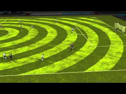 FIFA 14 Windows 8 - FC Barcelona B VS CD Numancia