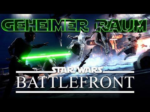 Star Wars Battlefront | Geheimer Ort!!! | Helden vs Schurken (PS4)