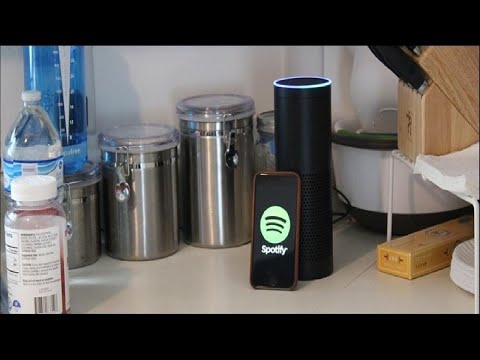 How to Set Spotify as Your Default Music Provider on the Amazon Echo
