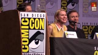 Twin Peaks panel at Comic-Con 2017