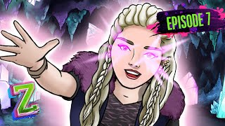 Vampires Rise 🧛 | Episode 7 | ZOMBIES: Addison's Moonstone Mystery | Disney Channel