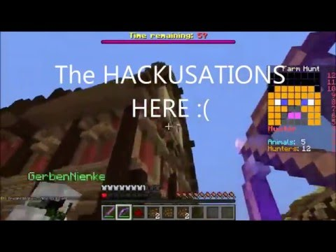 Farm Hunt ~ HACKusations?!?