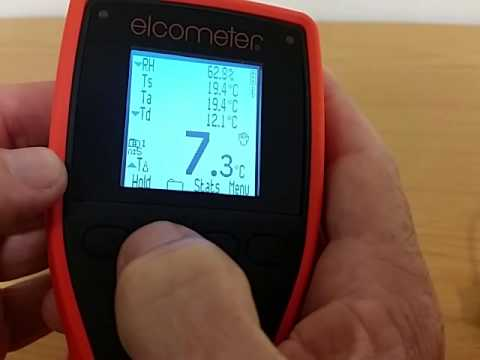 Elcometer 319 demo by BAMR