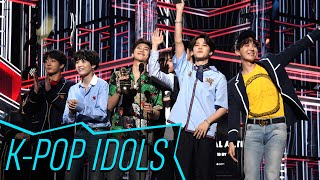 BTS Had The Best Night Ever At The 2018 Billboard Music Awards | Access