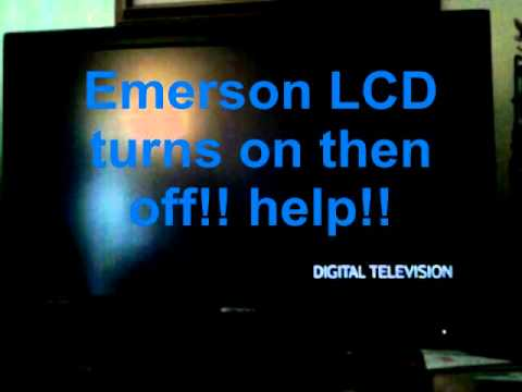32 Inch Emerson Lcd Flat Screen Tv / Flat Lcd Screens