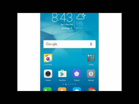 how to check volte on honor 5c