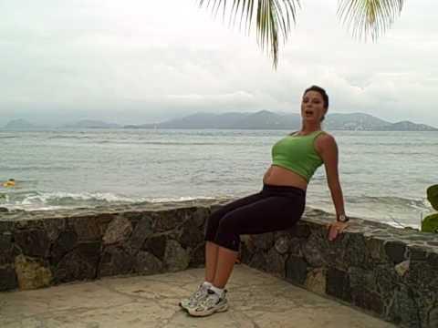 Pregnancy Exercises - Body Weight Exercises
