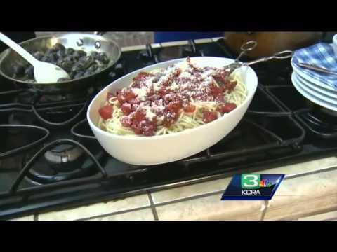 Make a gourmet meal with just canned foods