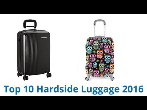 10 Best Hardside Luggage 2016