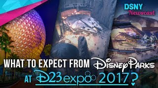 What To Expect From Disney Parks at D23 EXPO 2017 - Disney News - 7/8/17