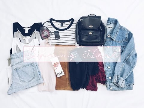 Spring / March Haul // Brandy Melville, Forever 21, Topshop+