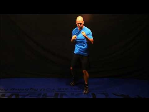 Kickboxing/Self-Defense Home Fitness Workout