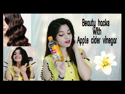 TOP 8 DIFFERENT BEAUTY USES OF APPLE CIDER VINEGAR FOR SKIN,HAIR,NAILS,WEIGHT LOSS|BEAUTY HACKS ACV