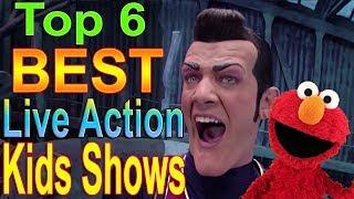 Top 6 Best Kids Shows