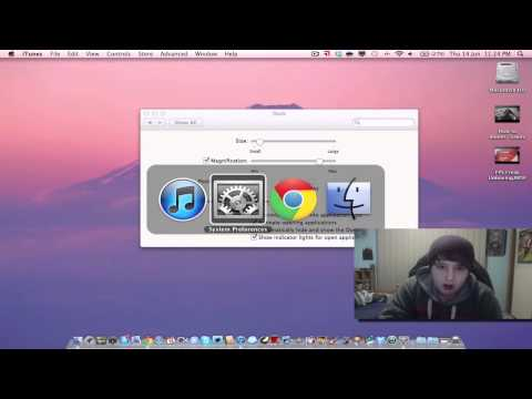 Mac Tutorial #2 - System Preferences/ Settings