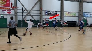 I REALLY DID THAT TO HIM!! (MY BASKETBALL HIGHLIGHTS)