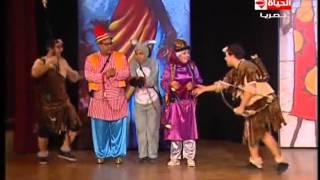 """#x202b;تياترو مصر - عرض جنوب افريقيا الاكثر من رائع بإشتراك """" نجوم مسرح تياترو مصر """"#x202c;lrm;"""