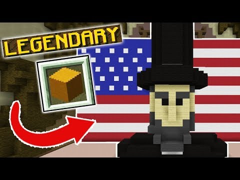 LEGENDARY LINCOLN (Minecraft Build Battle)