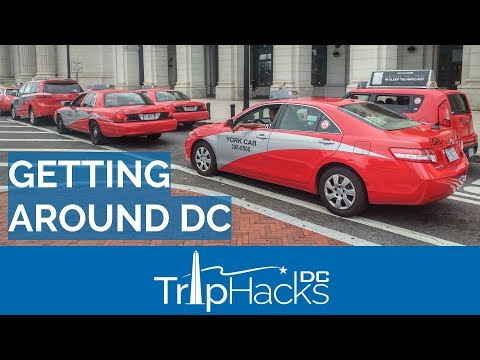 6 Transportation Options to Get Around DC Without a Car