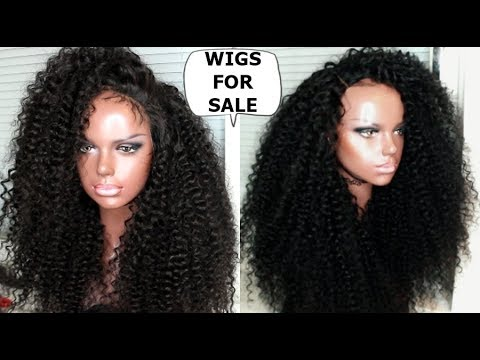 WIGS FOR SALE | AFFORDABLE HUMAN HAIR WIG