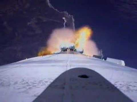 Rocket Launch from on-board camera